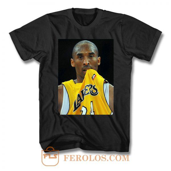 Kobe Bryant La Lakers T Shirt