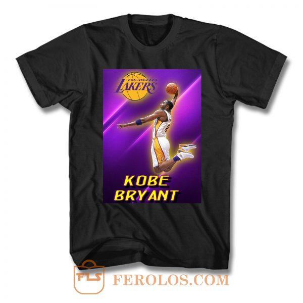 Kobe Bryant La T Shirt