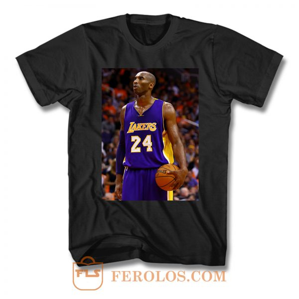 Kobe Bryant Los Angeles T Shirt