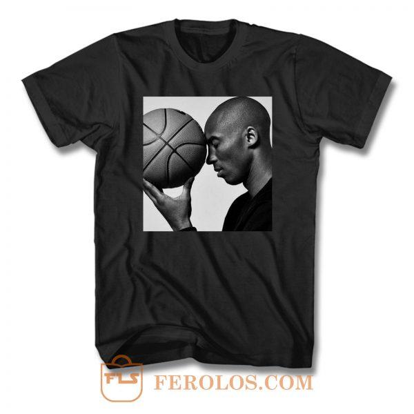 Kobe Bryant Love For Basketball T Shirt