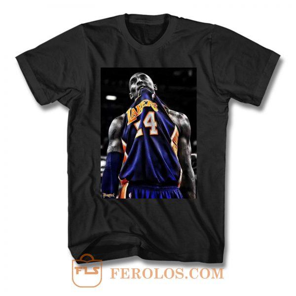 Kobe Bryant Nba 1 T Shirt