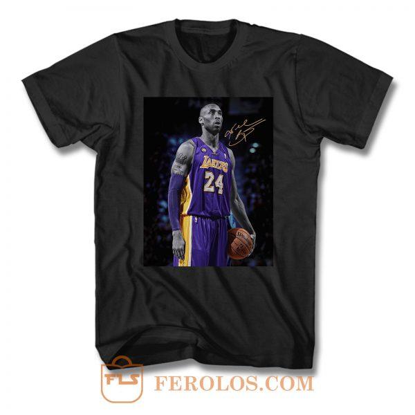 Kobe Bryant Rip Legend T Shirt