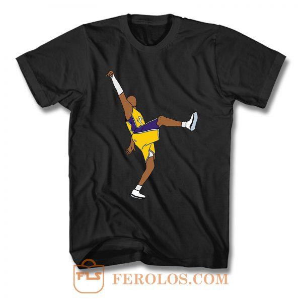 Kobe Bryant Wake T Shirt