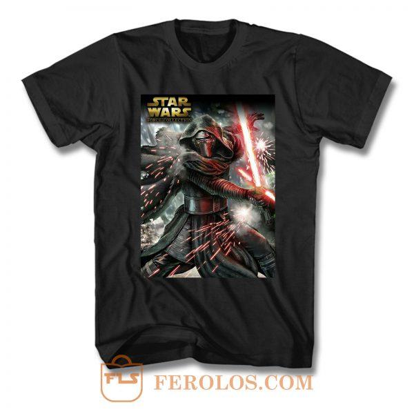 Kylo Ren Star Wars T Shirt