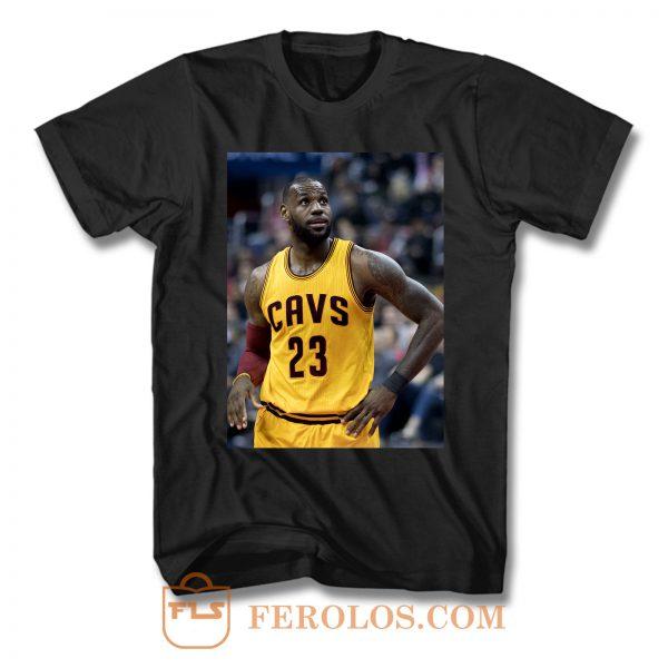 Lebron James Basketball T Shirt
