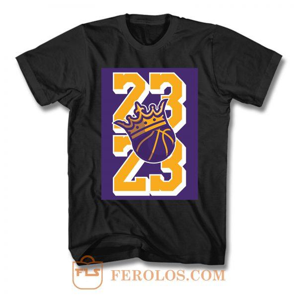 Lebron James King T Shirt