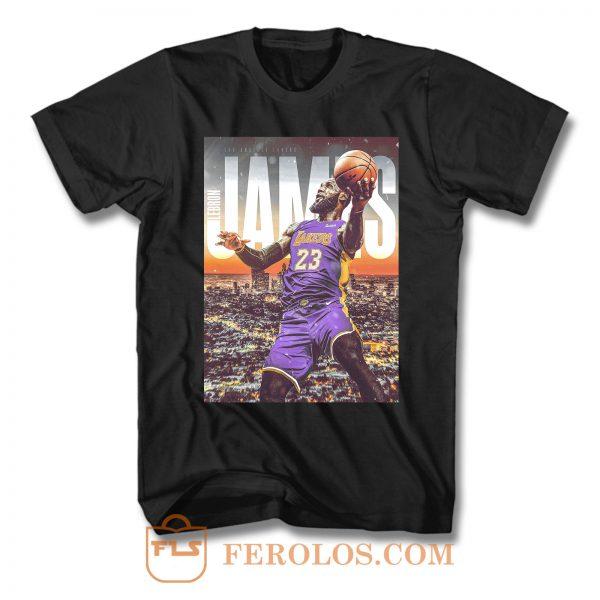 Lebron James T Shirt