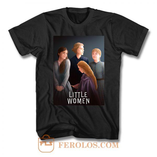 Little Women 2019 Movie T Shirt