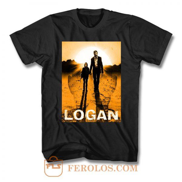 Logan 3 T Shirt