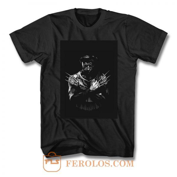 Logan 5 T Shirt