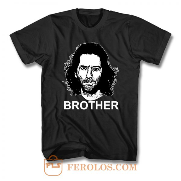 Lost Desmond Brother T Shirt