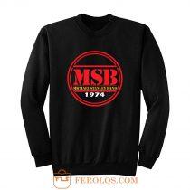 MSB Michael Stanley Band 1974 Sweatshirt