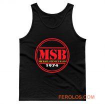 MSB Michael Stanley Band 1974 Tank Top