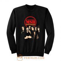 MSB Michael Stanley Band Classic Sweatshirt