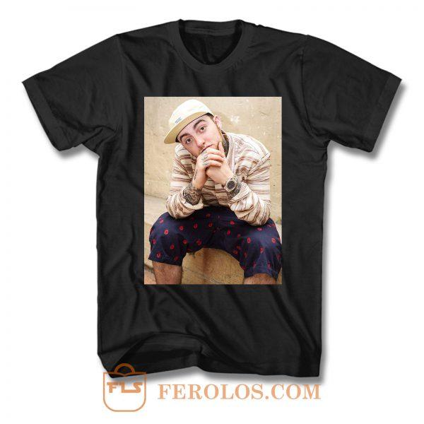 Mac Miller Singer T Shirt