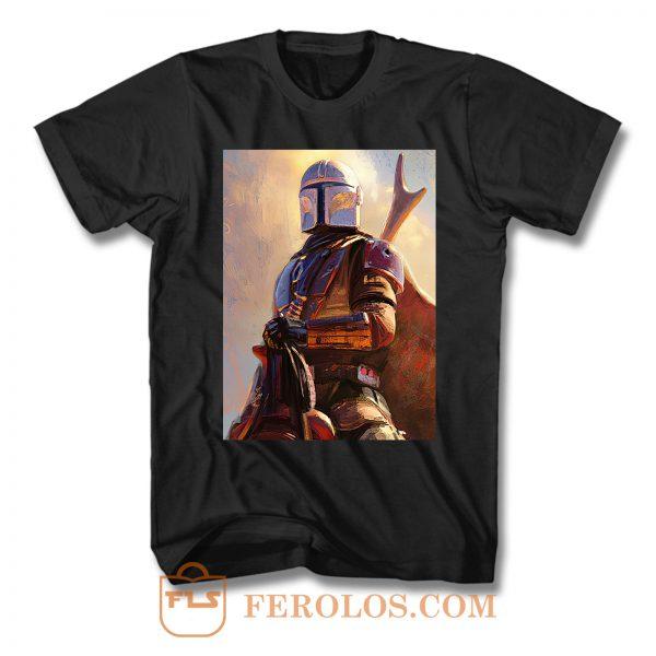 Mandalorian 2 T Shirt