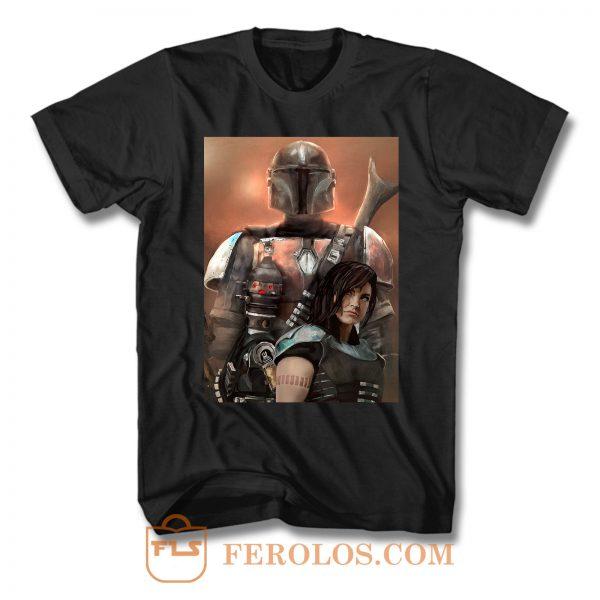Mandalorian 3 T Shirt