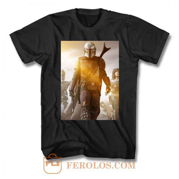 Mandalorian 5 T Shirt