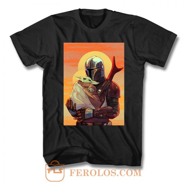 Mandalorian 6 T Shirt