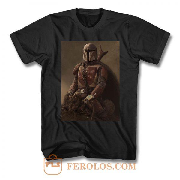 Mandalorian 7 T Shirt