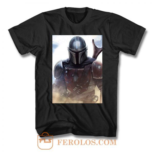 Mandalorian 8 T Shirt