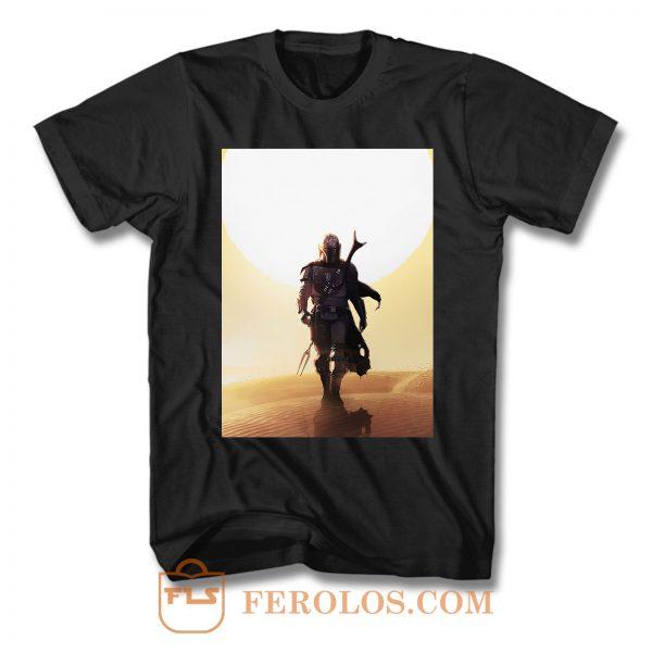 Mandalorian 9 T Shirt