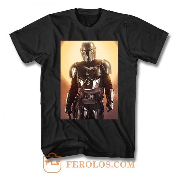 Mandalorian Dune T Shirt