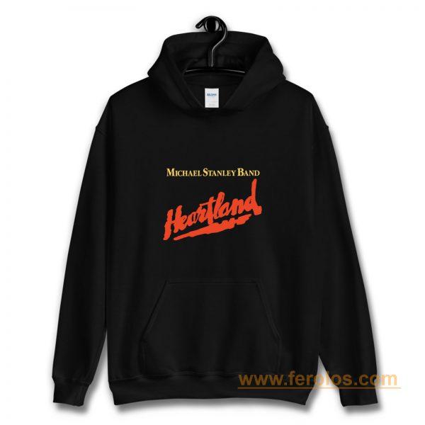 Michael Stanley Band Heartland Vintage Hoodie