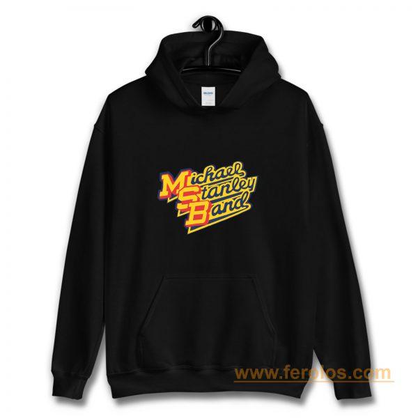 Michael Stanley Band MSB Vintage Retro Hoodie