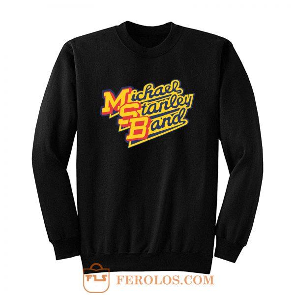 Michael Stanley Band MSB Vintage Retro Sweatshirt