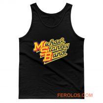 Michael Stanley Band MSB Vintage Retro Tank Top