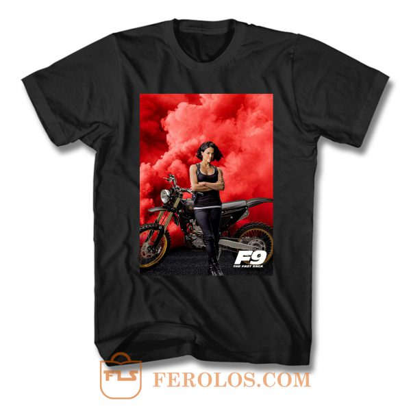 Michelle Rodriguez Fast And Furious T Shirt