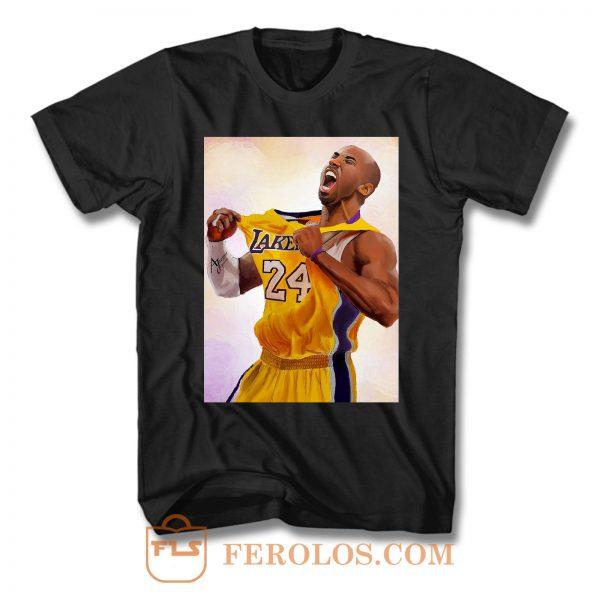Nba Kobe Bryant T Shirt