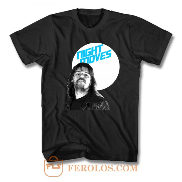 Night Moves Bob Seger T Shirt