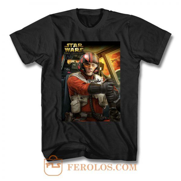 Poe Dameron Star Wars T Shirt