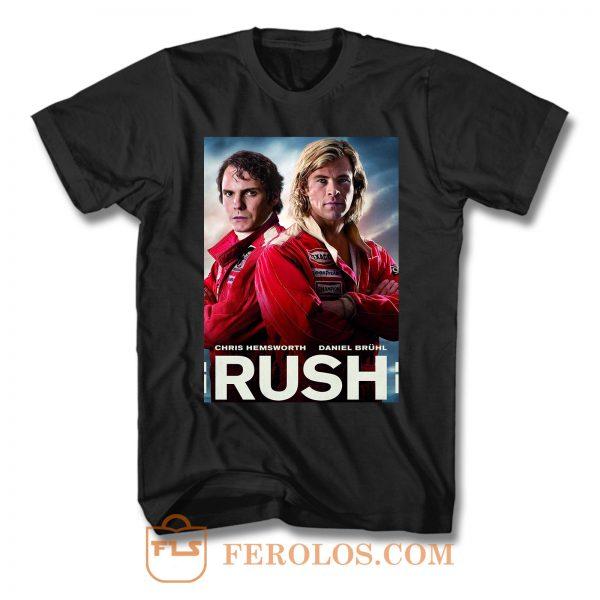 Rush 2013 T Shirt