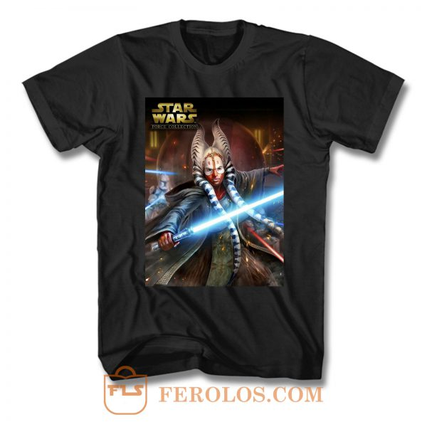 Shaak Ti Star Wars T Shirt