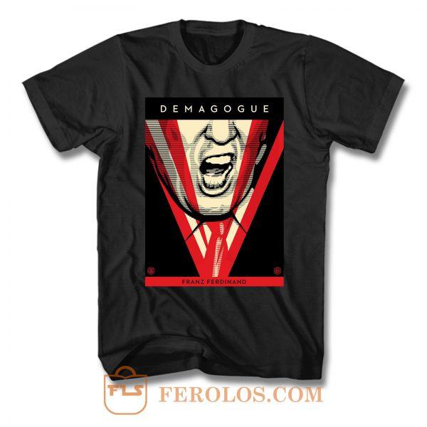 Shepard Fairey Trump T Shirt
