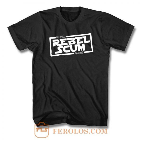 Star Wars Rebel Scum T Shirt