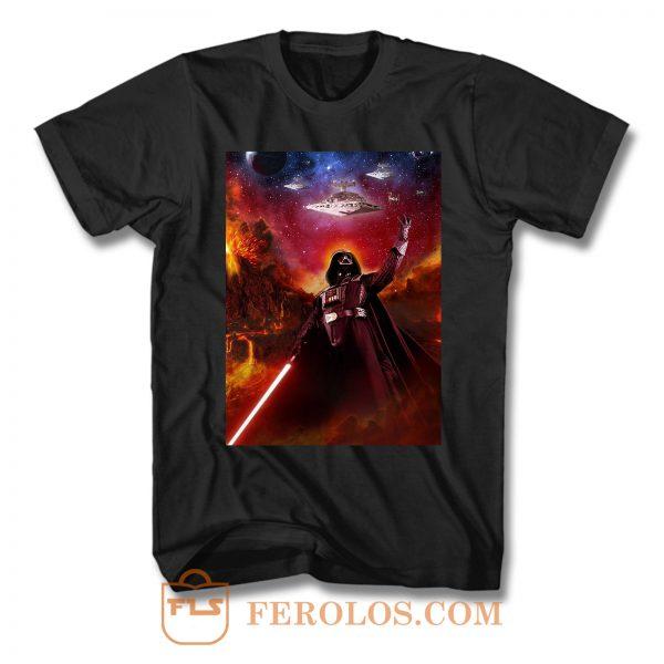 Star Wars Revenge Of The Sith T Shirt