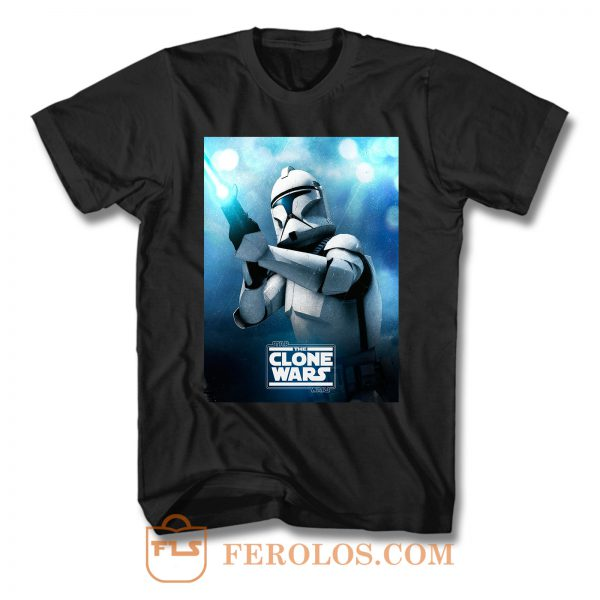 Star Wars The Clone Wars T Shirt