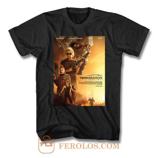 Terminator 6 Dark Fate T Shirt