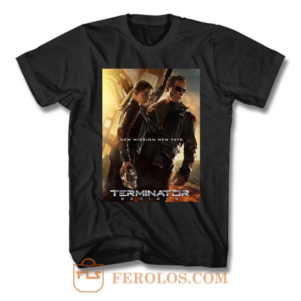 Terminator Dark Fate 1 T Shirt