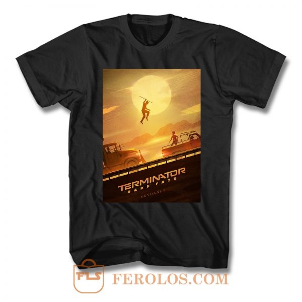 Terminator Dark Fate 2 T Shirt
