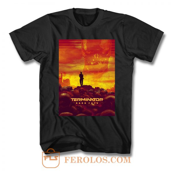 Terminator Dark Fate 3 T Shirt