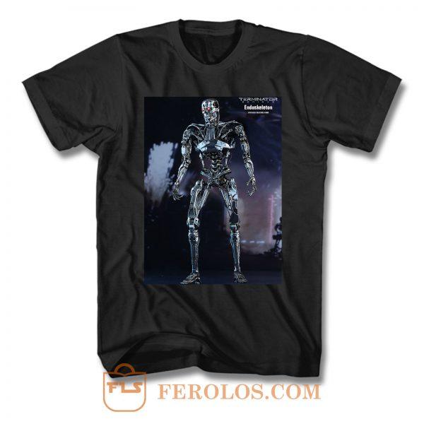 Terminator Genisys Endoskeleton T Shirt
