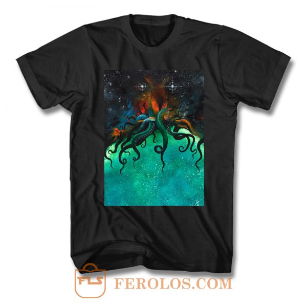 The Color Out Of Space 2 T Shirt