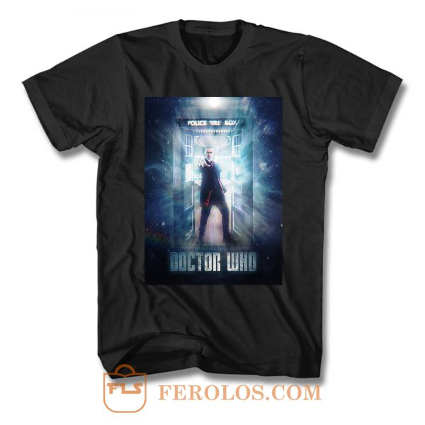 The Doctor Who 1 T Shirt