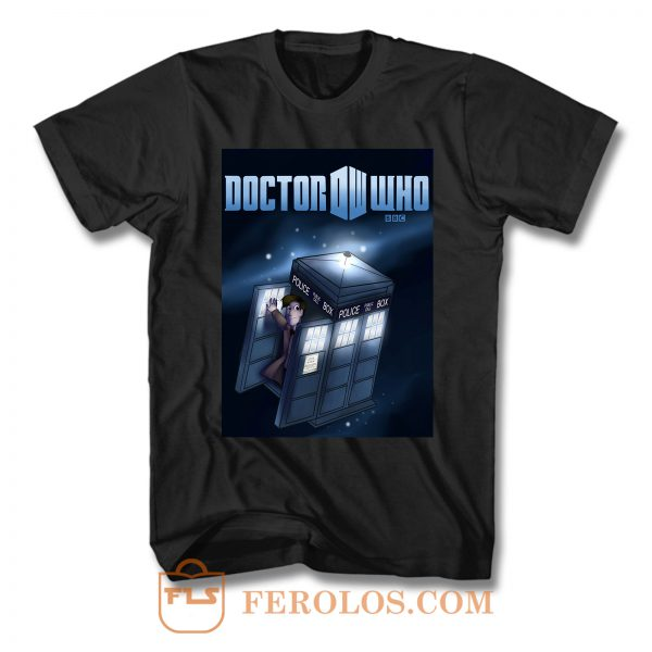The Doctor Who 2 T Shirt