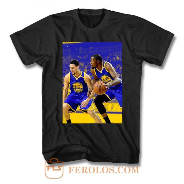 The Golden State Warriors T Shirt
